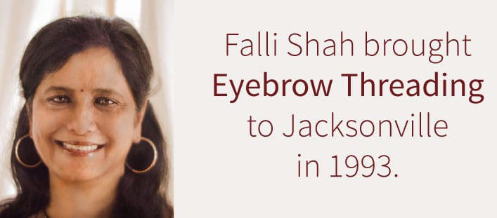 falli-brow-threading